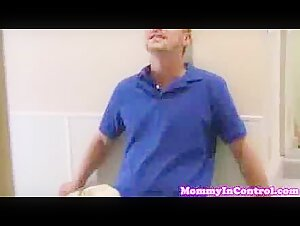 Chinese cougar and successful guy